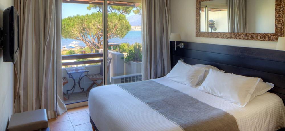 Hôtel Relais du Silence La Roya proche de Bastia